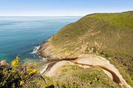 the deep south: Deep Creek Conservation Park on the Fleurieu Peninsula in South Australia Stock Photo