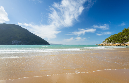 Beach at Sealers Cove, Wilsons Promontory National Park, Victoria, Australia