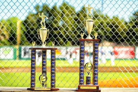 batters: Trophies - Baseball