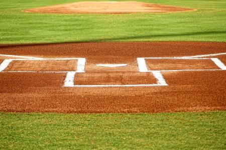 campo de beisbol: Campo de béisbol