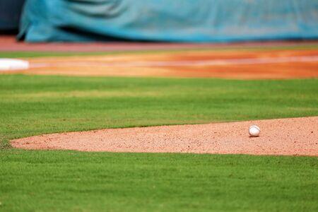 pitching: Baseball