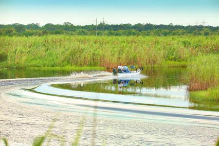 swamp: Swamp Boat