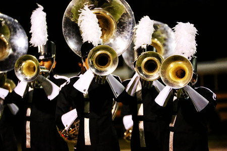 Trumpets with Tubas