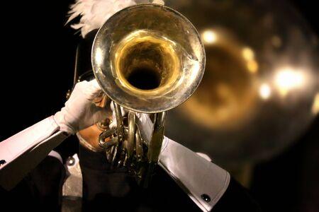 tuba: Horn with Tuba
