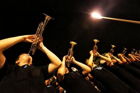 Los jugadores de trompeta - Banda