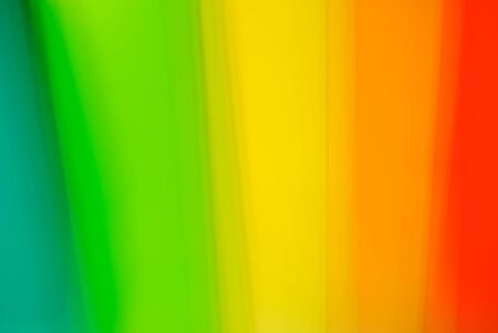 Abstract Rainbow Stripes Stock Photo - 8018292