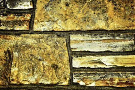 rockwall: old rock wall texture background