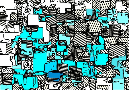 dirty: dirty square drawing background