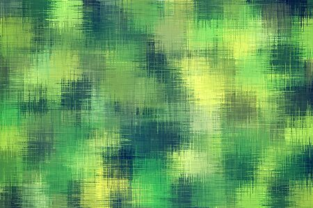 abstract: green and yellow painting texture abstract background