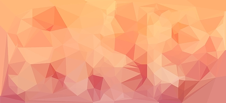 modern abstract background in pink and orange color Stock Photo
