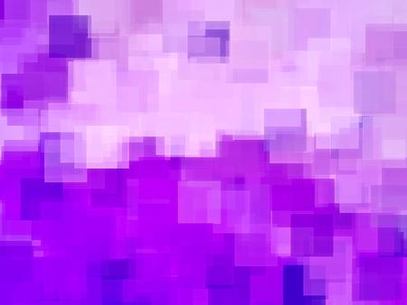 보라색과 흰색 회화 사각형 추상적 인 배경 스톡 콘텐츠