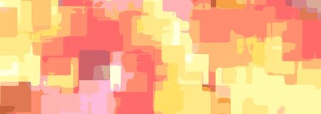 pink yellow and red painting abstract background Stok Fotoğraf - 50830082