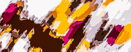pink and brown background: yellow brown and pink painting abstract background