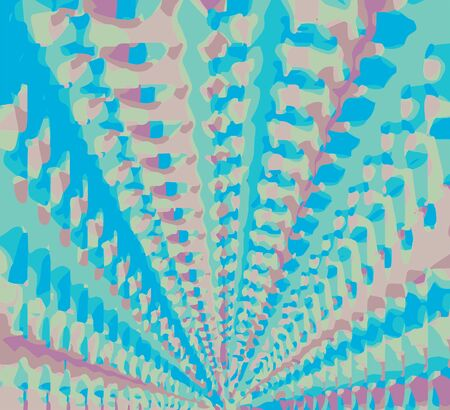 fine detail: blue and pink drawing and painting abstract background