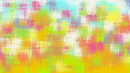 fine detail: green yellow pink and blue painting abstract background