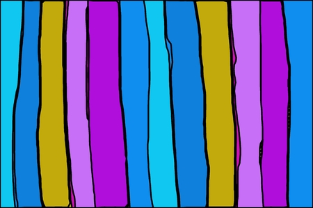fine detail: blue pink yellow and purple drawing and painting background