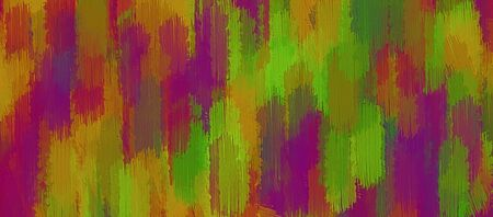 fine detail: purple pink green and orange painting texture abstract background Stock Photo