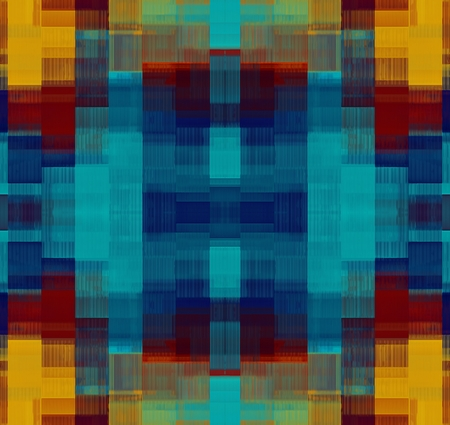 red plaid: blue yellow and red plaid pattern abstract background