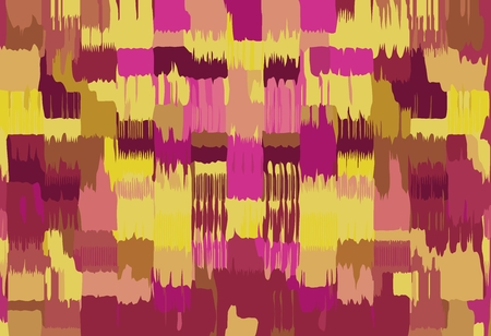 pink and brown background: pink yellow and brown painting abstract background