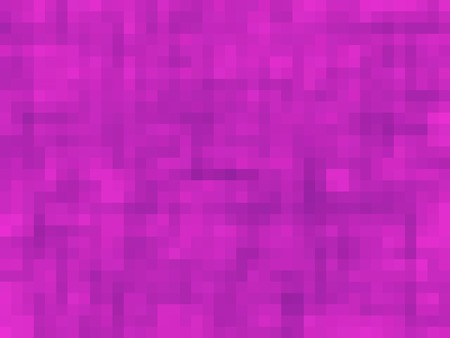 geometric square pixel pattern abstract in pink and purple