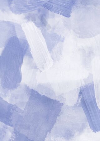 brush painting texture abstract background in grey