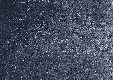 geometric abstract background in black and white Zdjęcie Seryjne