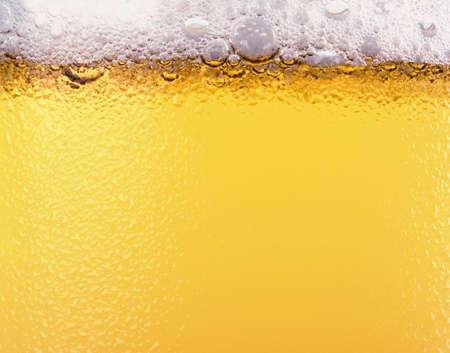 Schiuma di birra e birra. Trama Archivio Fotografico - 6089961