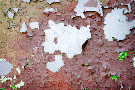 Old paint wall texture background Stock Photo - 19411366