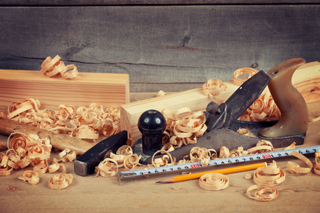 jointer and tools