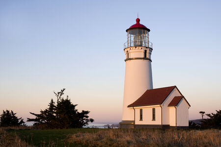Cape Blanco Lighthouse Oregon photo
