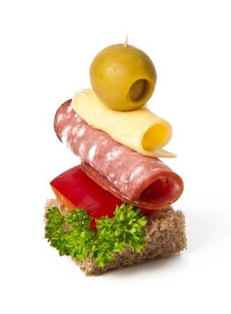 a small sandwich photo