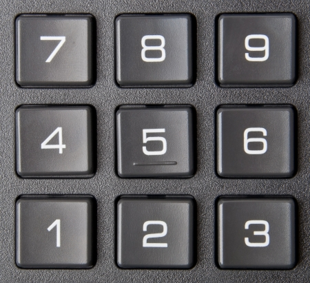 numeric keypad photo