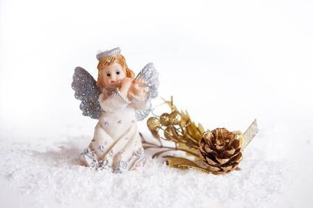 New year angels photo
