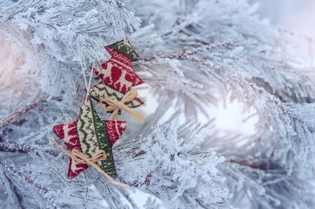 Christmas decoration. Stock Photo - 41355271