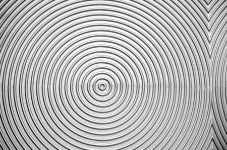 grey texture: metallic texture in the form of circles background.