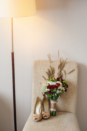 ramo de flores: hermoso ramo de flores silvestres.