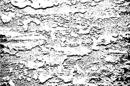 nakładki: Distressed Cracked Overlay Texture. Grunge style illustration