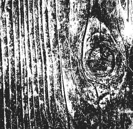 rinds: Distressed overlay damaged wooden fence grunge texture, grunge background. abstract halftone vector illustration. Illustration