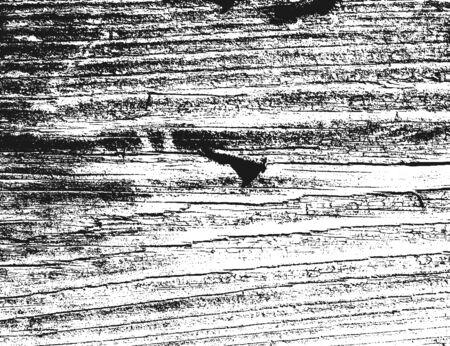 nakładki: Distressed overlay wooden fence texture, grunge vector background.
