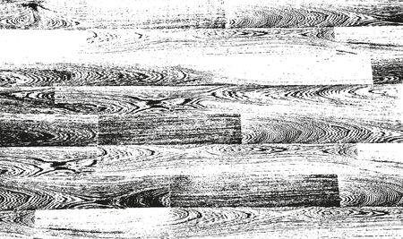 parquet: Distressed overlay parquet texture