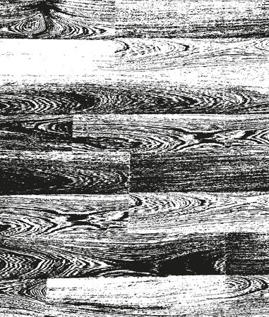 distressed: Distressed overlay parquet texture