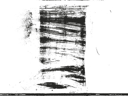 皮をむいた錆びた金属の苦しめられたオーバーレイ テクスチャ。グランジ背景。抽象的なハーフトーン ベクトル図  イラスト・ベクター素材