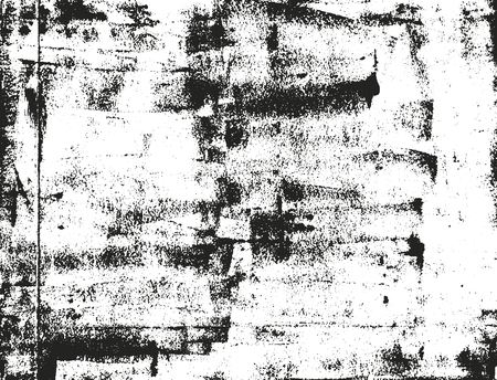 Distressed overlay texture of rusted peeled metal. grunge background. abstract halftone illustration
