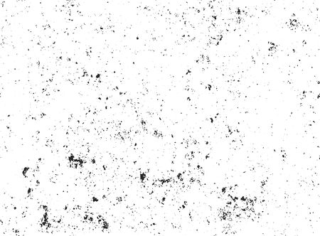 Distressed overlay texture of cracked concrete. grunge background. abstract halftone vector illustration Vettoriali