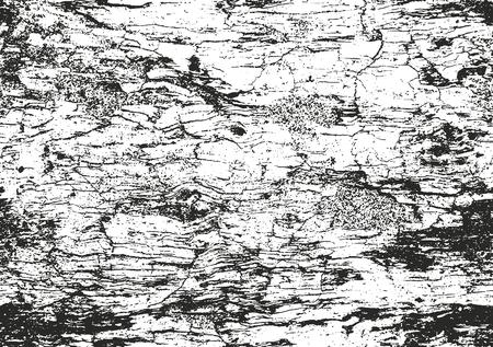 nakładki: Distressed overlay wooden texture, grunge vector background.