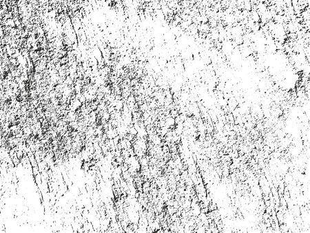 plaster wall: Distressed overlay texture of cracked concrete. grunge background. abstract halftone vector illustration Illustration