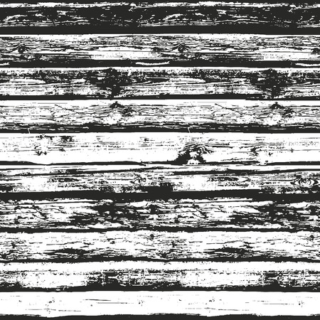 distressed: Distressed overlay wooden texture, grunge vector background.