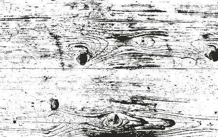 nakładki: Distressed nakładki drewniane tekstury, grunge wektora tle. Ilustracja