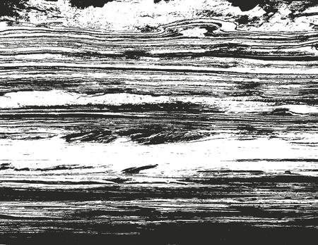 bark: Distressed overlay wooden bark texture, grunge vector .