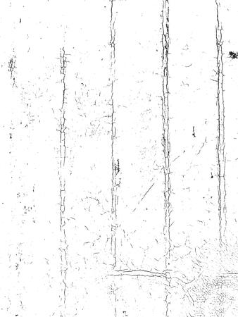 Trama sovrapposta di cemento, pietra o asfalto incrinato. sfondo grunge. illustrazione vettoriale mezzitoni astratta